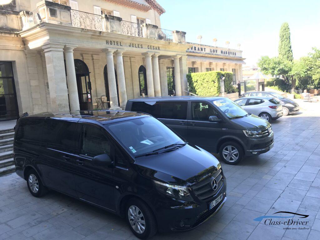 Chauffeur Privé Arles