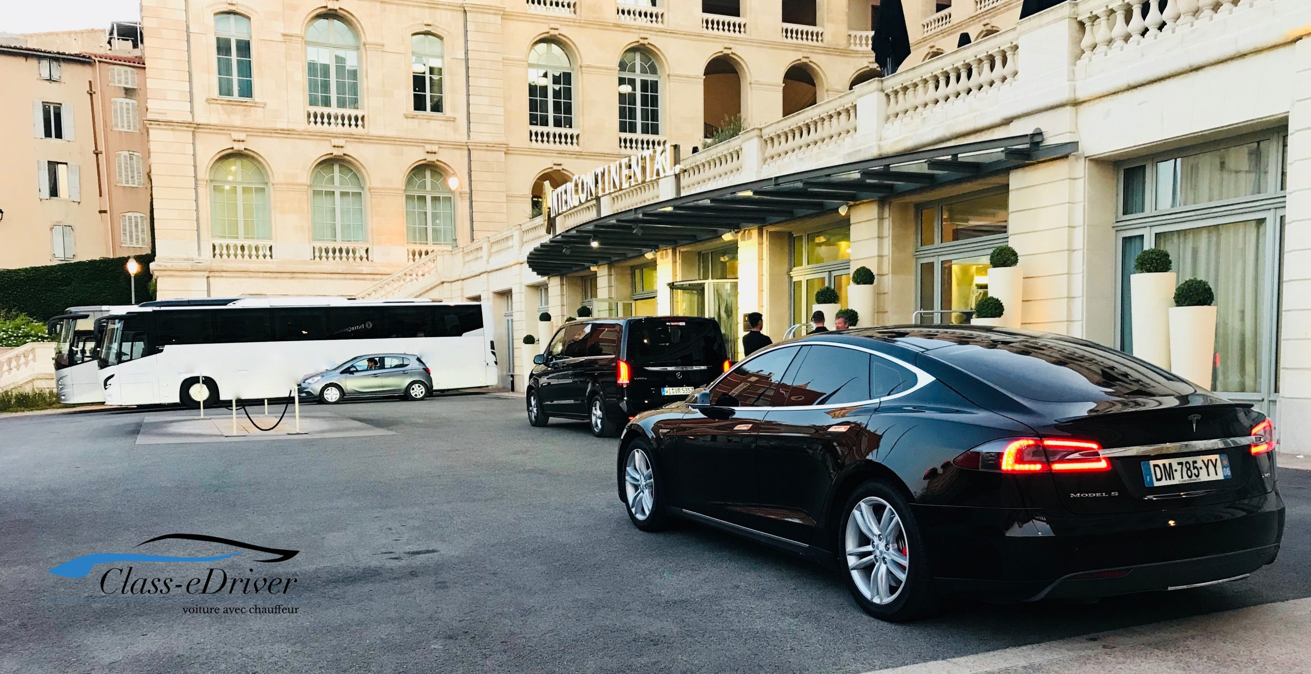 Chauffeur Privé VTC Marseille