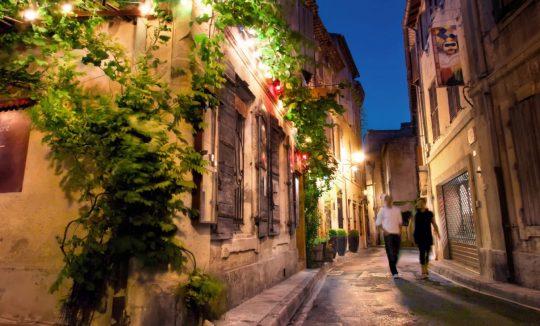 Chauffeur Privé Saint Remy de provence