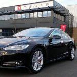 Chauffeur Service Marseille France Teslas S