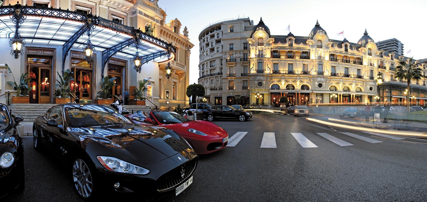 Chauffeur Privé Monaco