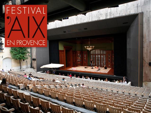 Reservation Chauffeur Service Festival Aix en Provence