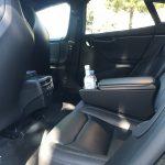 Class eDriver Limousine intérieur Tesla S