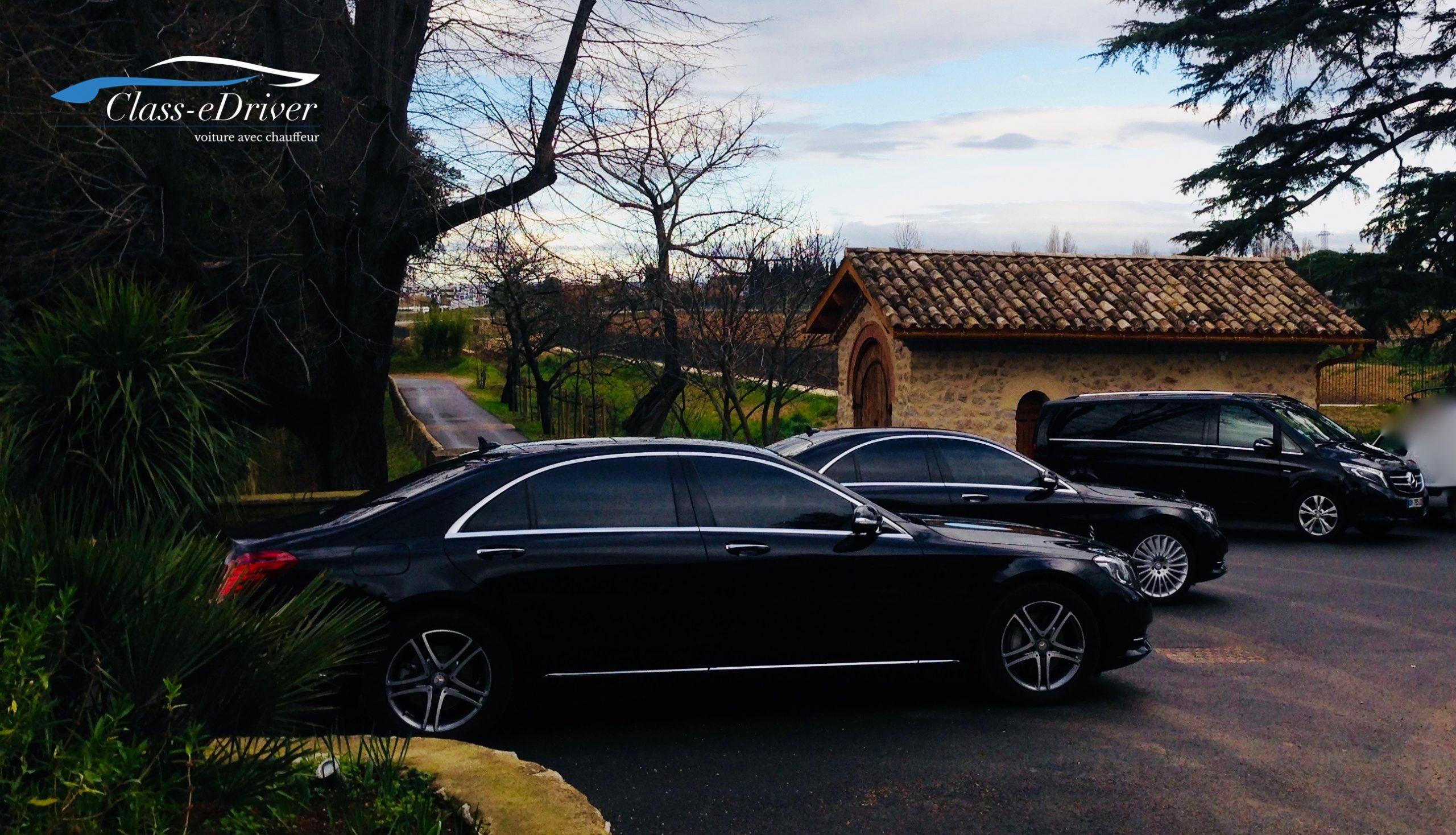 Chauffeur privé Domaine de Verchant 34170 Castelnau-le-Lez
