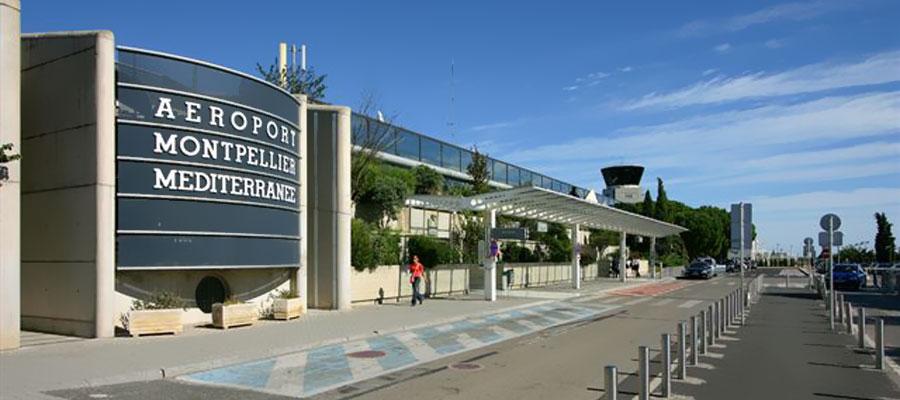 Transfert VTC Aéroport Montpellier Class eDriver