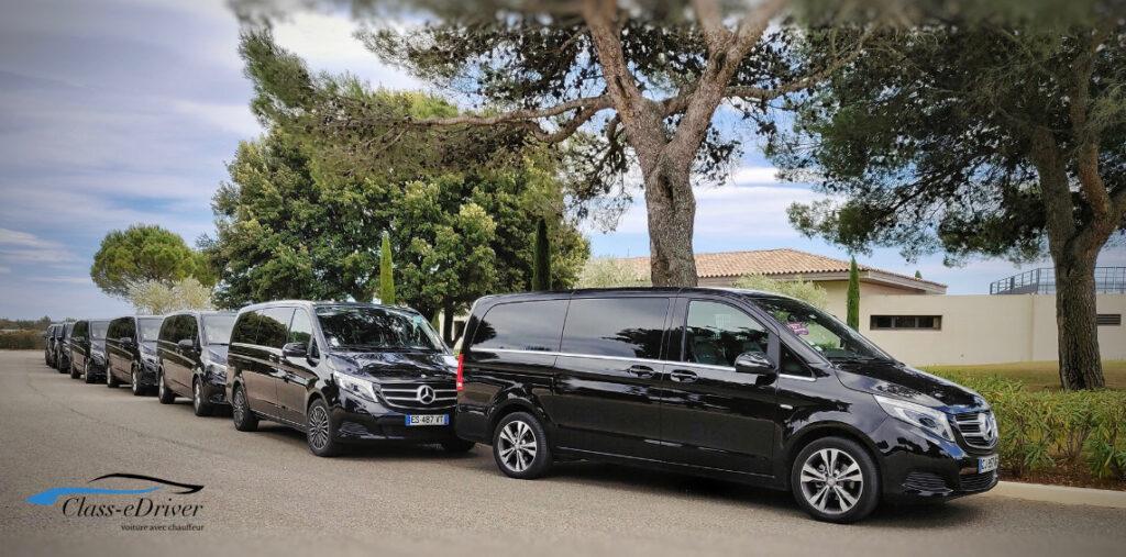 Chauffeur Service Cannes