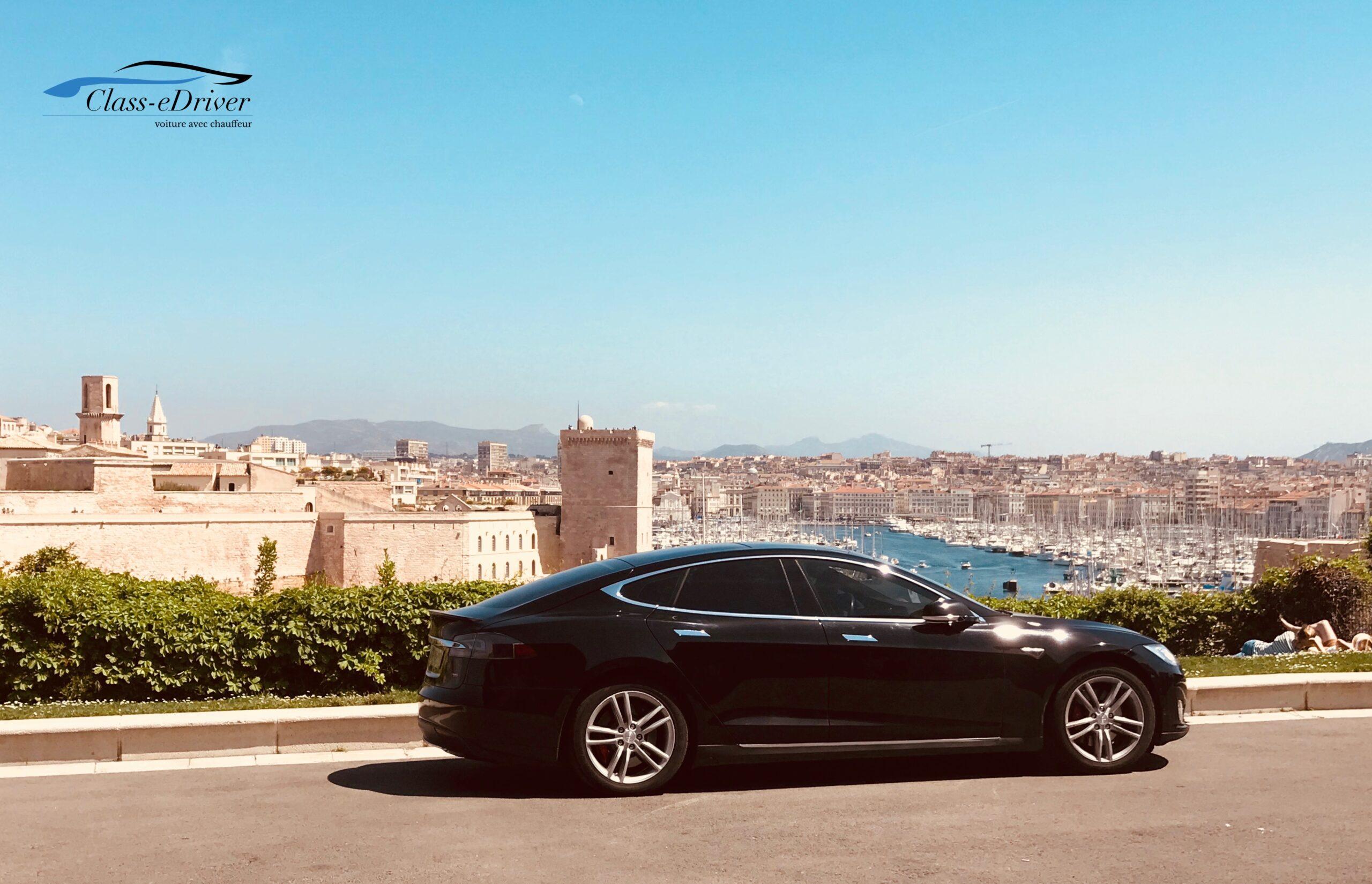 Chauffeured Car Service Marseille