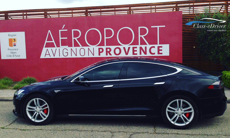 Chauffeur VIP Avignon Airport