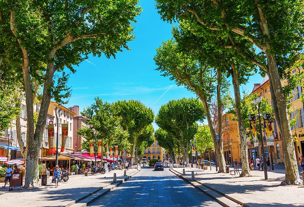 Chauffeured Car Service Aix en Provence
