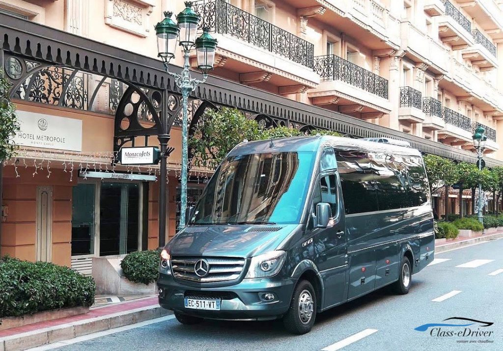 MB Sprinter Luxe XXL 19 to 29 seater