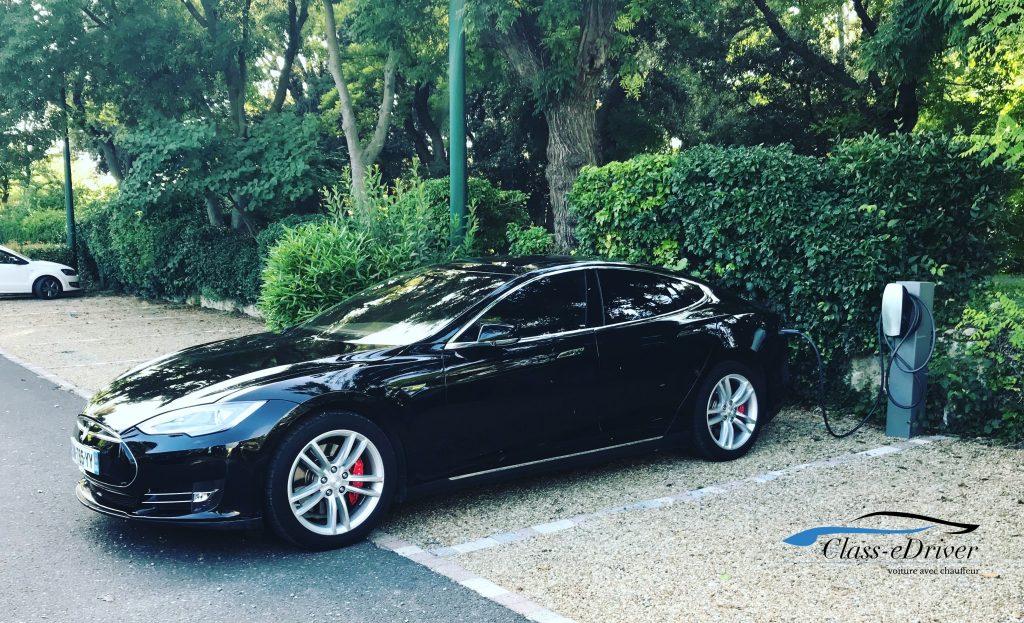 Tesla Destination Charge Verchant Montpellier