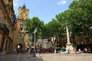 Chauffeur Service Aix en Provence