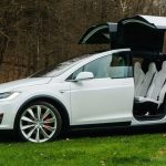 Chauffeur VIP Aix en Provence TESLA Model X