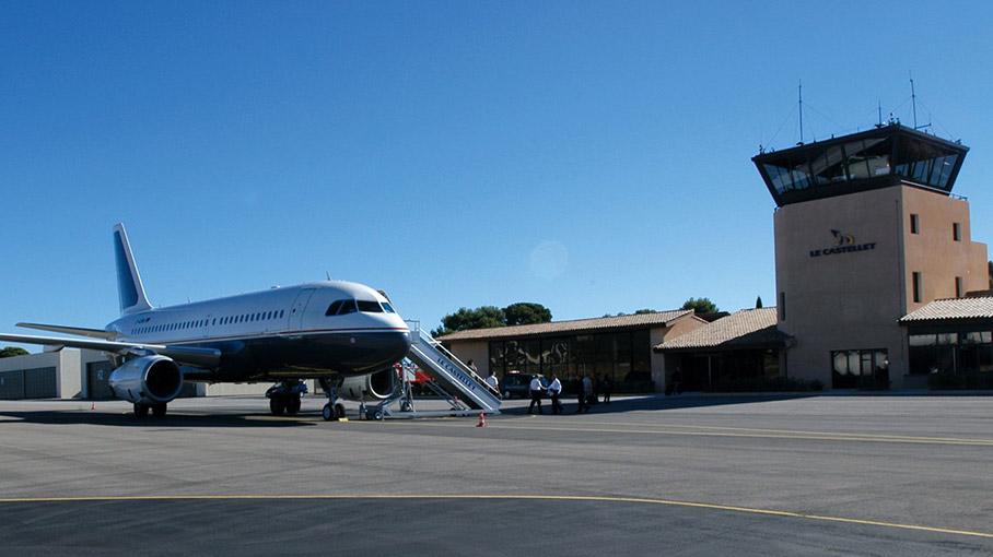 VTC Aéroport international du Castellet