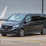 Chauffeur VIP Airport Marseille Mercedes V Class