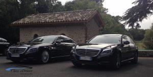 Chauffeur VIP Marseille Mercedes Classe S