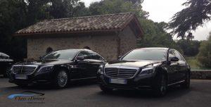 Chauffeur VIP Mercedes S Class