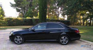 Chauffeur VIP Mercedes E Class