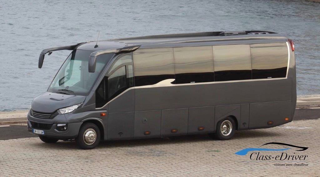 Location MiniBus Aix en Provence