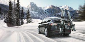 Chauffeur privé Tesla Service Alpes du Sud