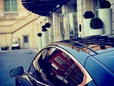 Chauffeur Privé Intercontinental Marseille