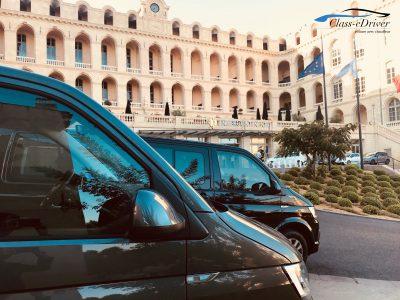 Chauffeur Privé pour l'Hotel InterContinental Marseille 1 Place Daviel, 13002 Marseille