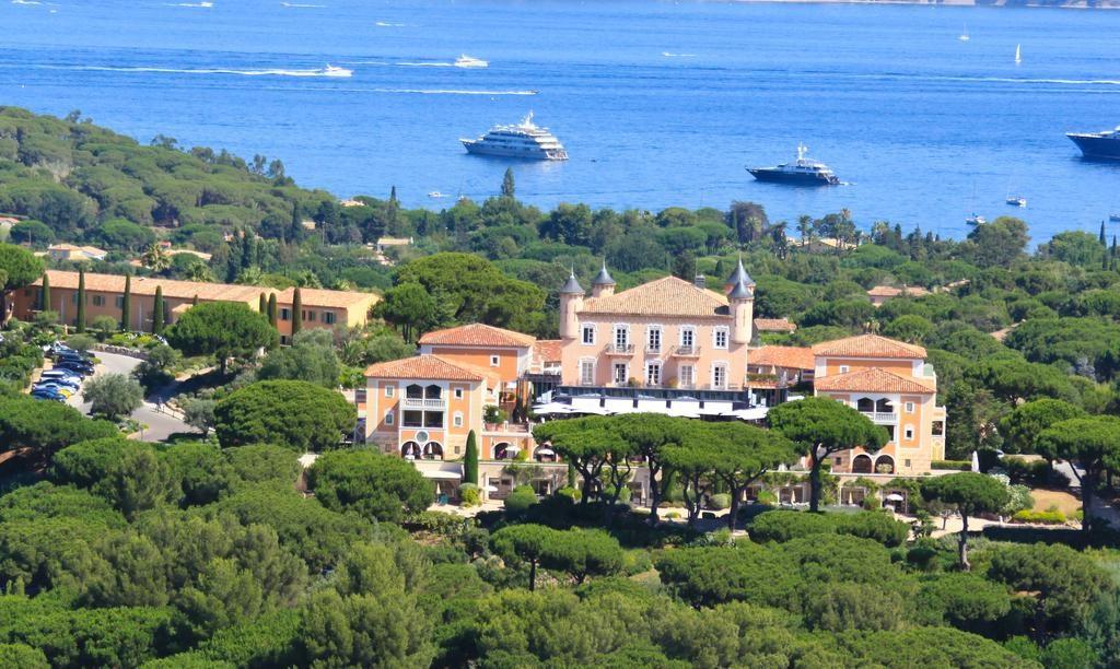 Chauffeur Service Chateau de la Messardiere Saint Tropez