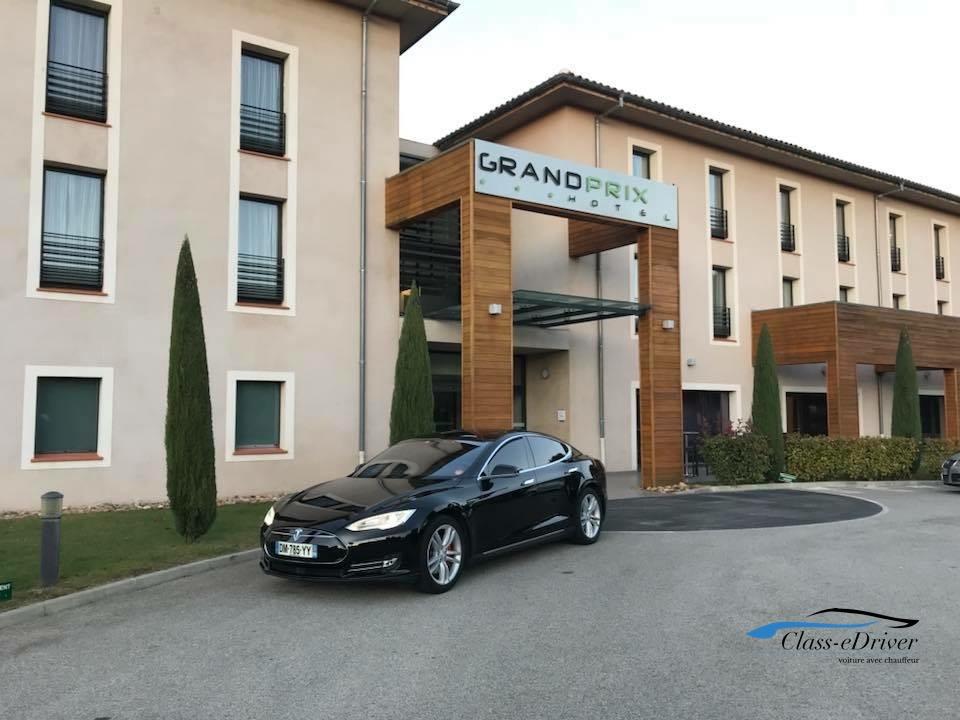 VTC Hotel Grand Prix Hôtel 83330 Le Castellet