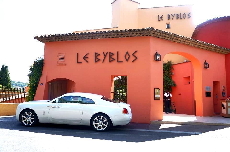 Chauffeur Privé Byblos Saint Tropez