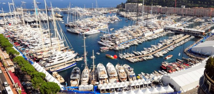 Chauffeur Privé Monaco Yacht Show