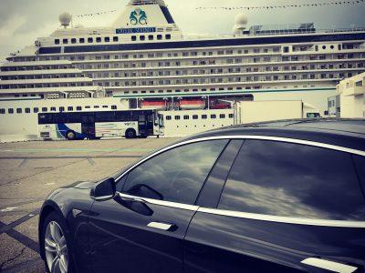 Chauffeur Service Cruise terminal Marseille