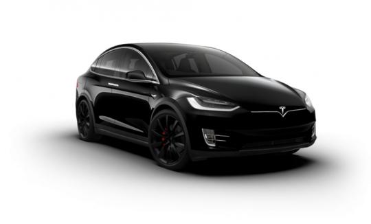 Chauffeur Service Tesla X