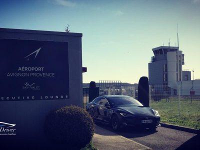 Chauffeured Car Service Airport Avignon Provence (AVN)