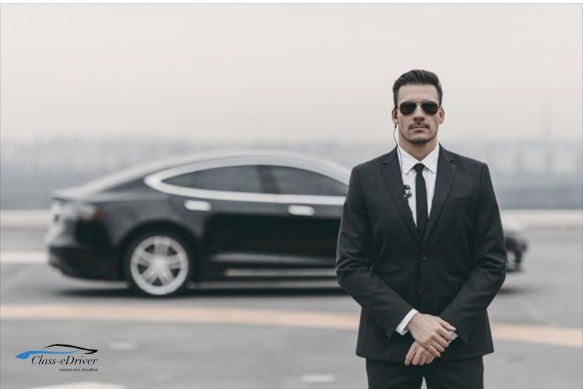 Executive Chauffeur Service Marseille