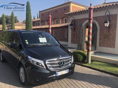 Chauffeur Privé Hotel du Castellet 83330