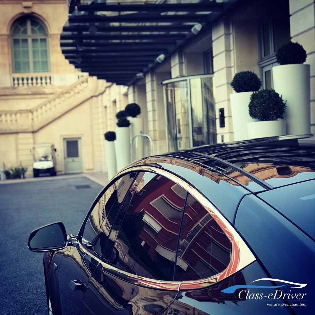 Chauffeured Car Service Provence & French Riviera