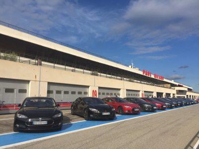 Location Tesla Circuit Paul Ricard