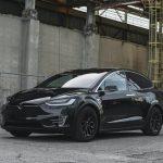 Tesla X avec Chauffeur