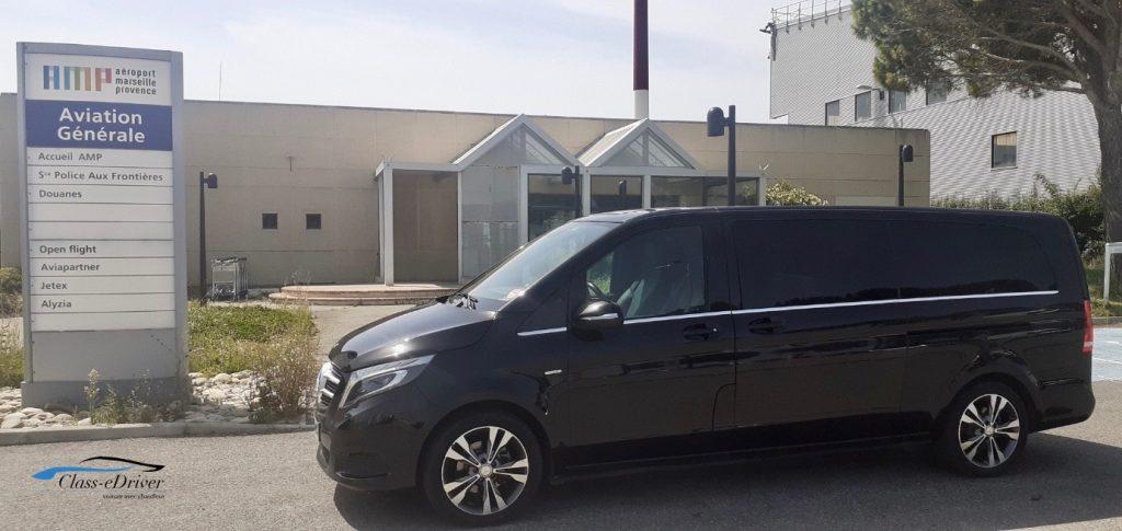 Chauffeur Service FBO Marseille