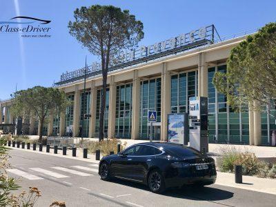 VTC Aéroport Marseille Provence (MRS)