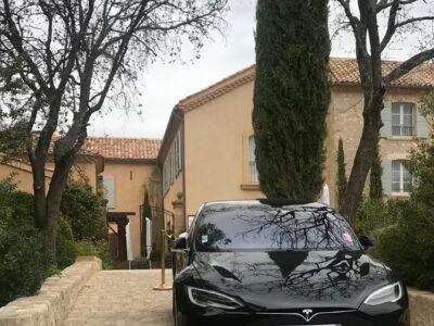 Chauffer Privé Chateau de la Gaude